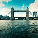 Tower Bridge by bposs98