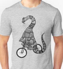 Brontosaurus Love Pipe  T-Shirt