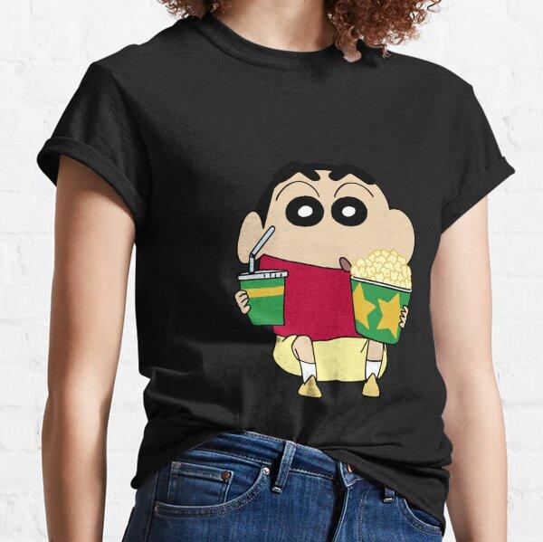 Shin Chan Camiseta clásica