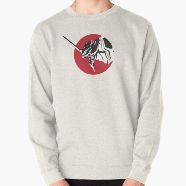 Eva scream Pullover Sweatshirt