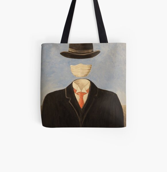 Son of Pandemic All Over Print Tote Bag