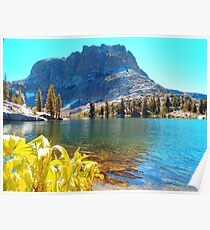 Upper Yosemite National Park Poster
