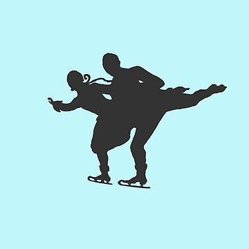 Pairs Skating by electrasteph
