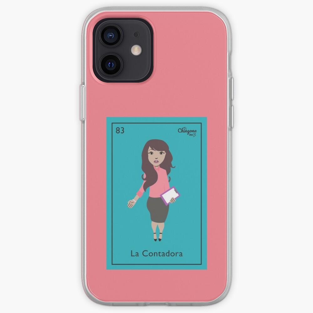 La Contadora iPhone Case