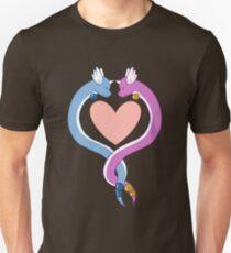 Dragonair love Unisex T-Shirt