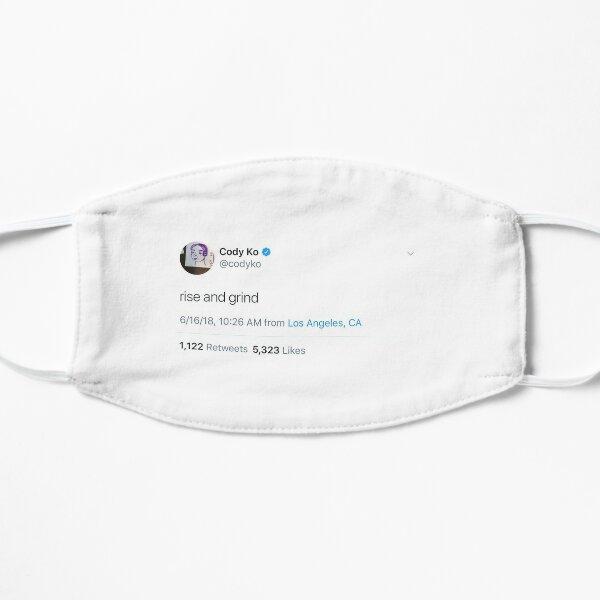 cody ko tweet Flat Mask
