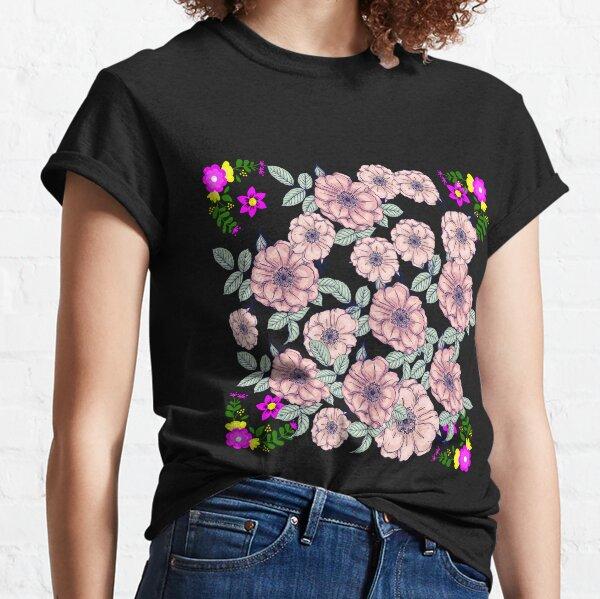 Flower Power Garden Classic T-Shirt