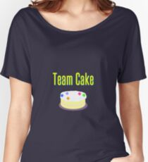 Team Cake Women's Relaxed Fit T-Shirt