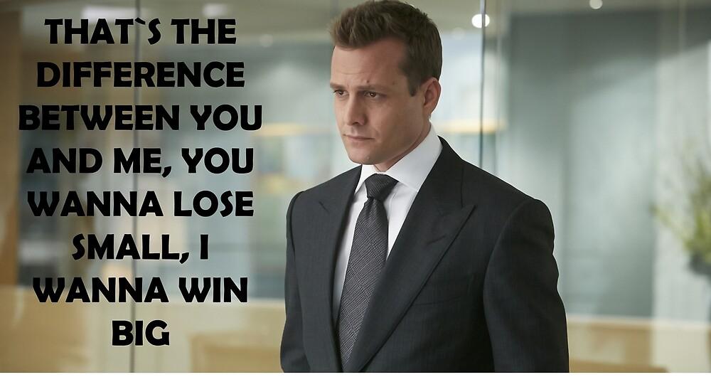 Harvey Specter Suits by M-D-M