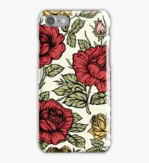 Floral rose iPhone Case/Skin