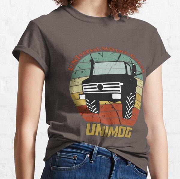 Unimog Retro Classic T-Shirt