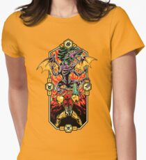 Epic Super Metroid Womens Fitted T-Shirt