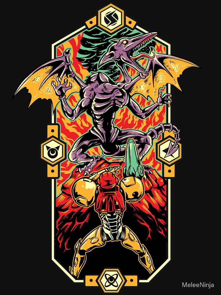 Epic Super Metroid de MeleeNinja