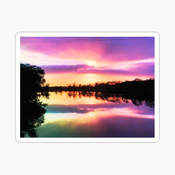 River of Dreams Sticker