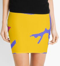 Color Study 5 - 2015.5 Mini Skirt