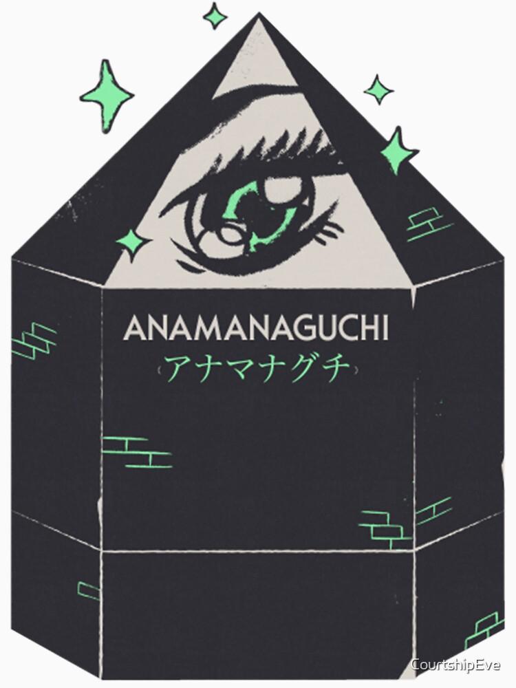 Anamanaguchi Canada Tour Shirt | Unisex T-Shirt