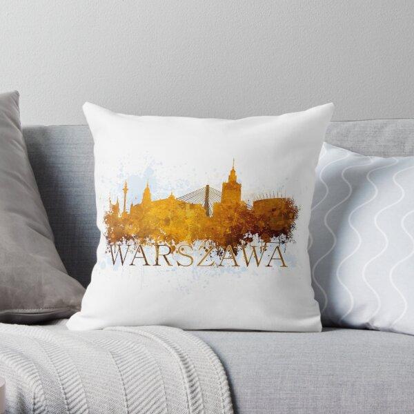 Warsaw Throw Pillow