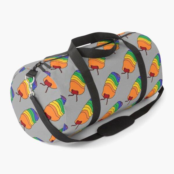 Rainbow Cubaris Isopod Duffle Bag