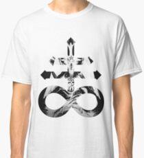 Satanic Cross Classic T-Shirt