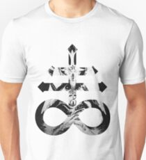 Satanic Cross Unisex T-Shirt