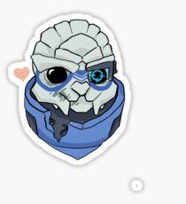 Garrus Sticker