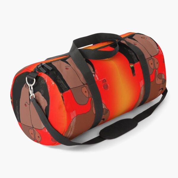 Hot Passion  Duffle Bag
