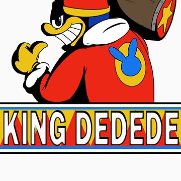 King Dedede by ChrisBastin