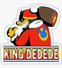 King Dedede Sticker