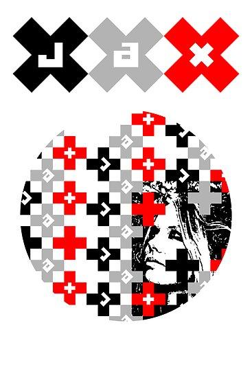 Jax band merchandise (Triple X) by black-ink