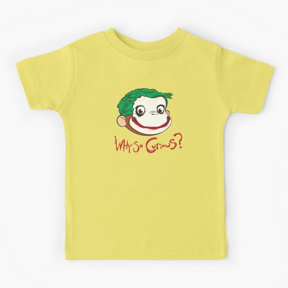 Why So Curious? Kids T-Shirt