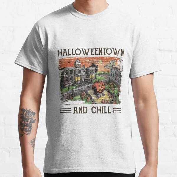 Halloweentown And Chill Classic T-Shirt