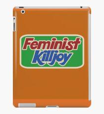 Feminist Killjoy iPad Case/Skin