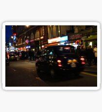 London's Glittering West End Sticker