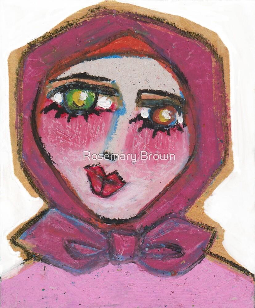 Babooshka Dreaming by Rosemary Brown