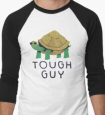 tough guy Men's Baseball ¾ T-Shirt
