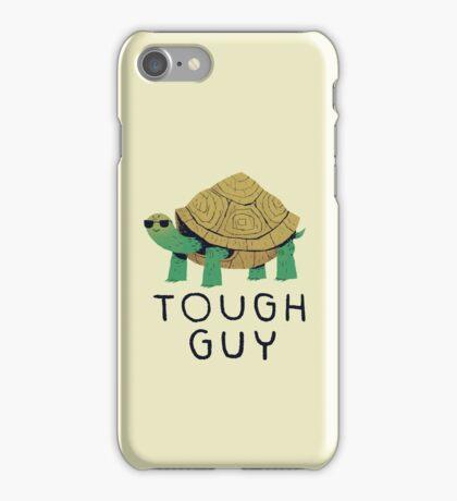 tough guy iPhone Case/Skin