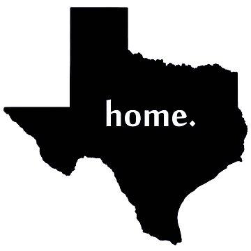 Texas Home by susandstrock