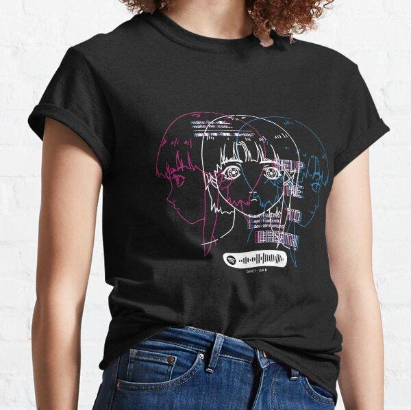 [Spotify Code] Duvet (Oscuro) Camiseta clásica