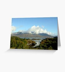 Loch Carron Greeting Card