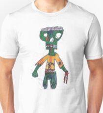 Zombie handless Unisex T-Shirt