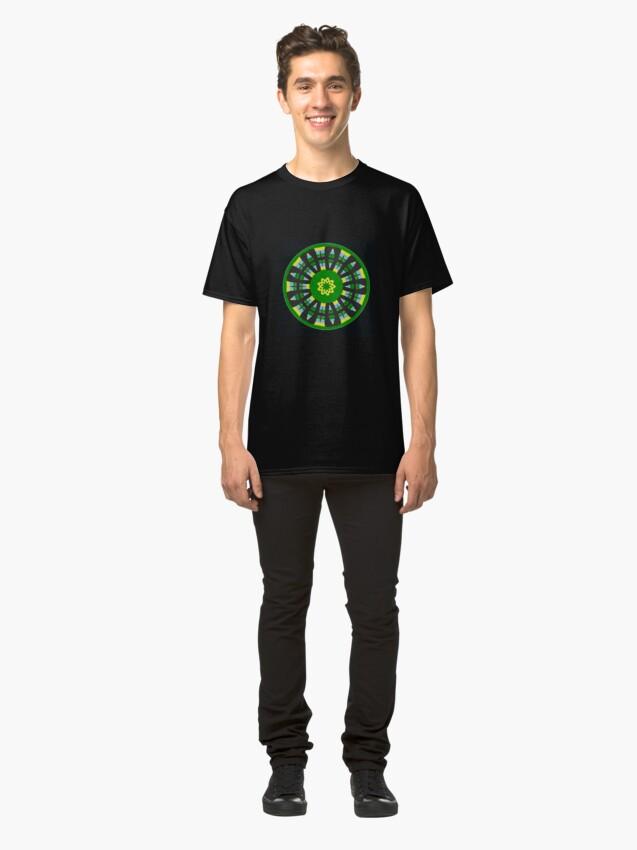 Alternate view of Plaid Crazy Classic T-Shirt