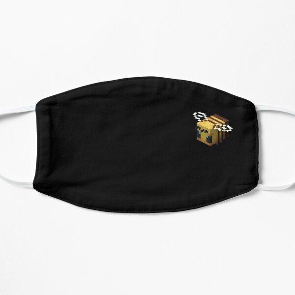 minecraft bee Flat Mask