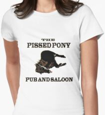 The Pissed Pony Pub and Saloon T-Shirt