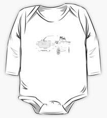 gmc, gmc lkw, gmc Sierra Denali Baby Body Langarm