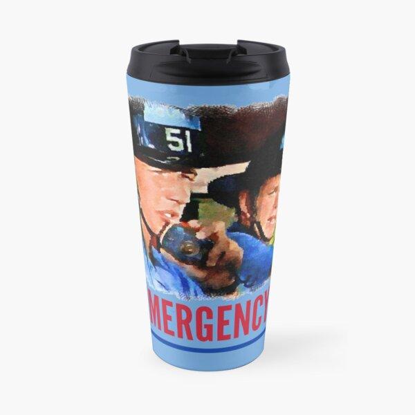 Emergency Paramedics Travel Mug