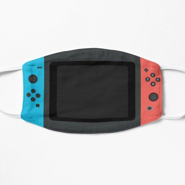 Máscara del controlador del interruptor de Nintendo Mascarilla plana