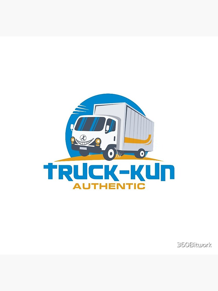 Truck-kun Authentic by 360Bitwork
