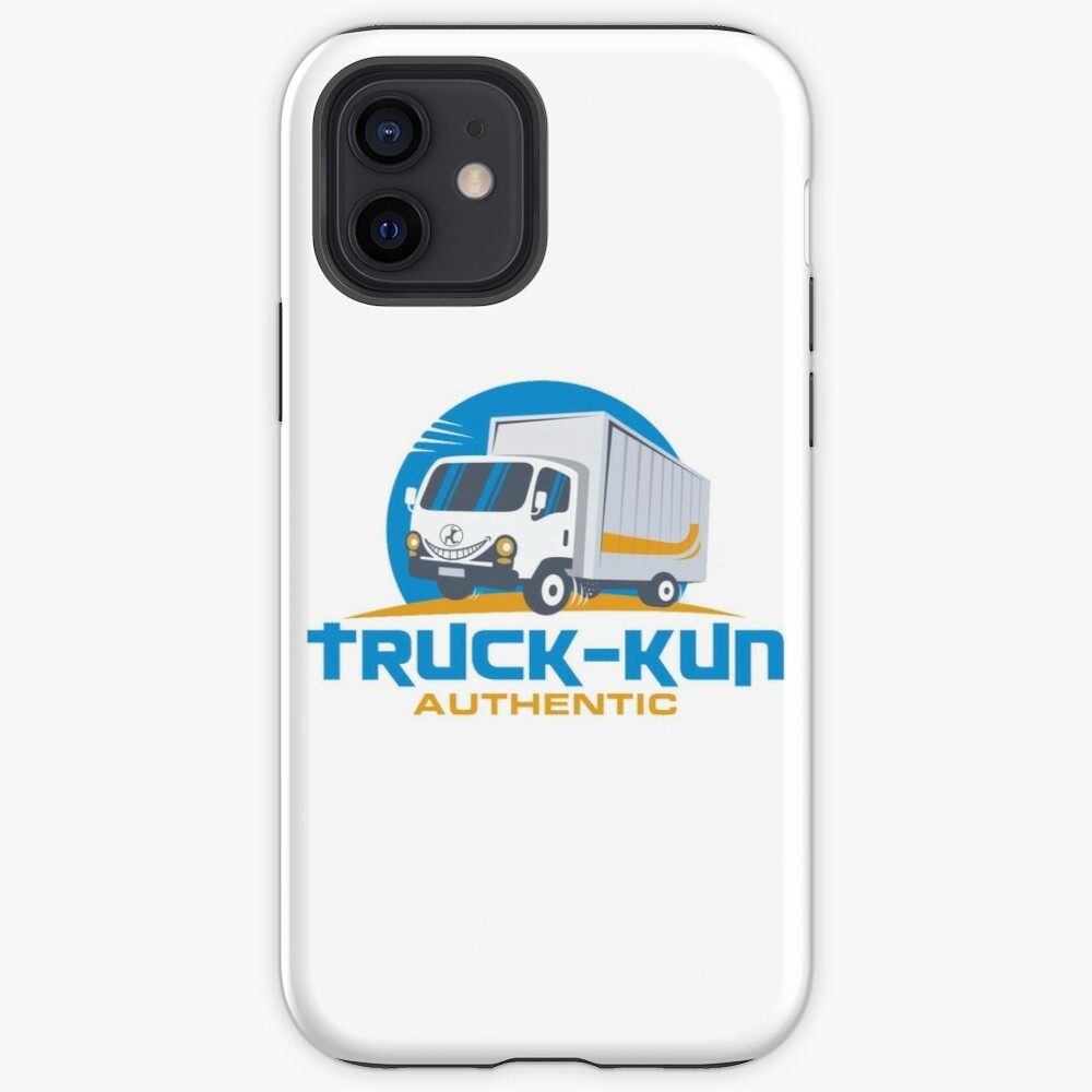 Truck-kun Authentic iPhone Case & Cover