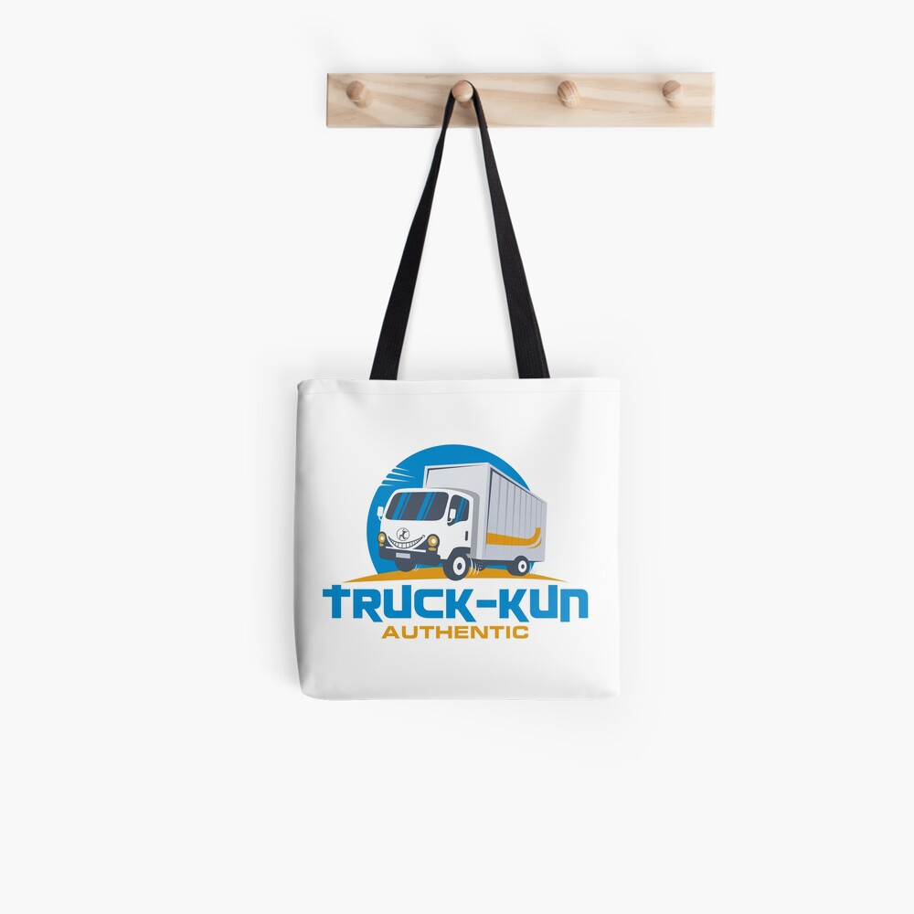 Truck-kun Authentic Tote Bag