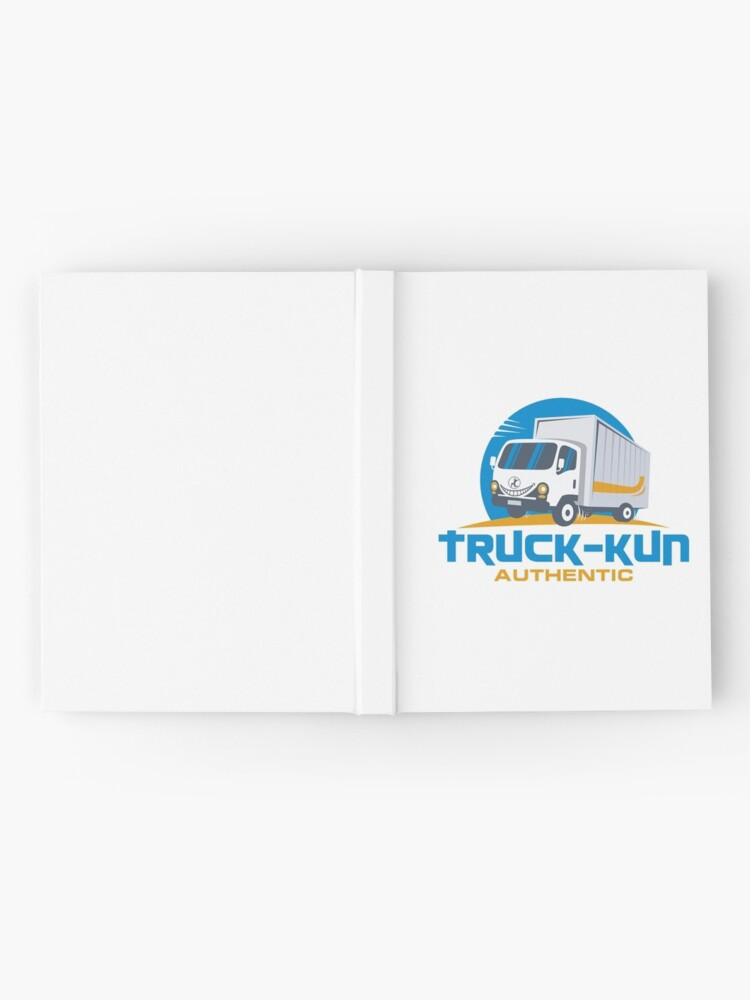 Alternate view of Truck-kun Authentic Hardcover Journal